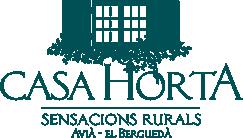 Casa Horta | Sensacions rurals | Avià, el Berguedà, Barcelona